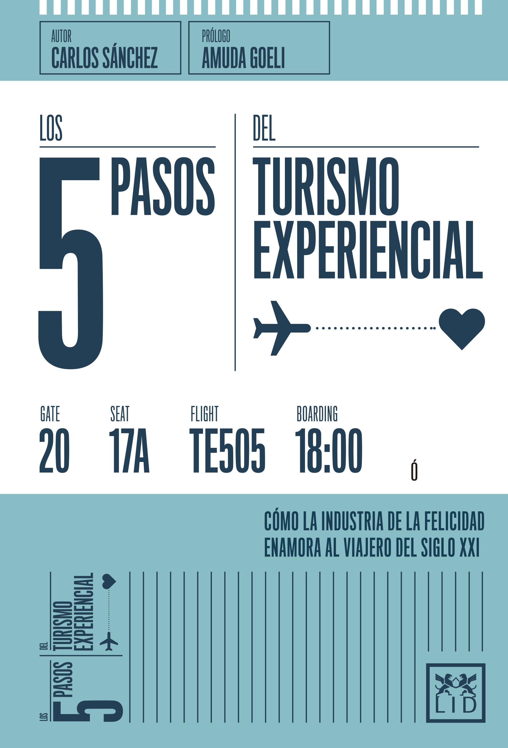 Conferenciante Turismo Experiencial