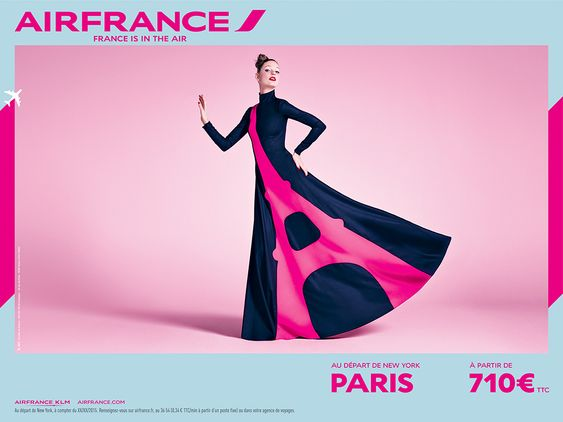 France is in the air turismo experiencial