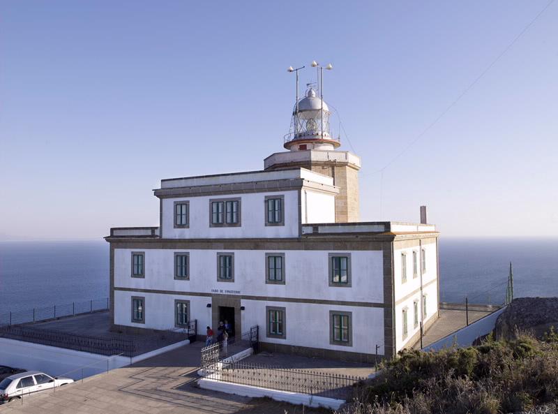 Cabo Fisterra Faro