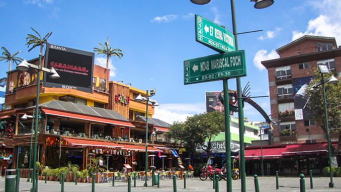 Mariscal Quito