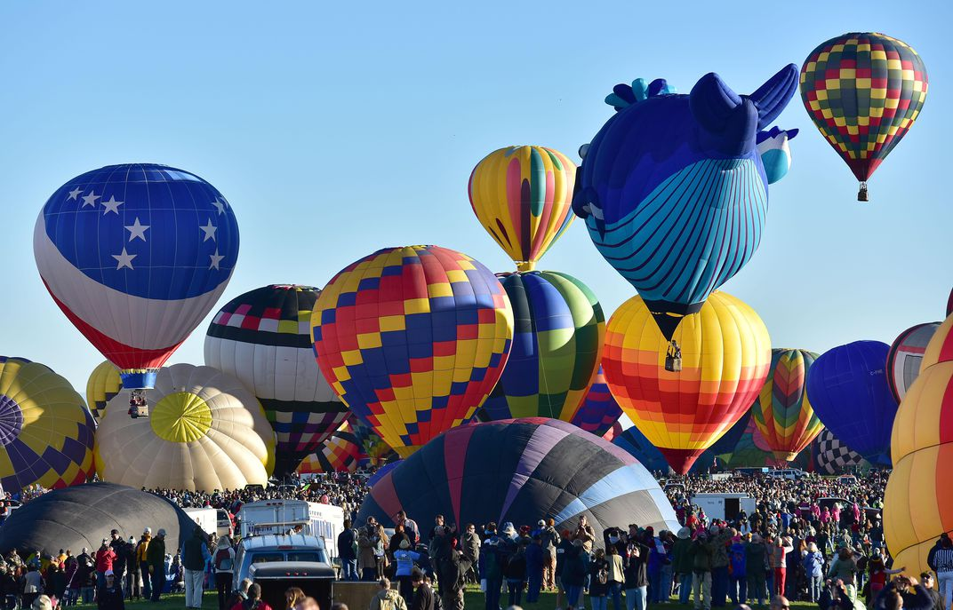 Albuquerque Balloon