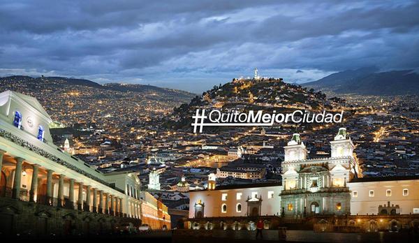 Quito mejor ciudad