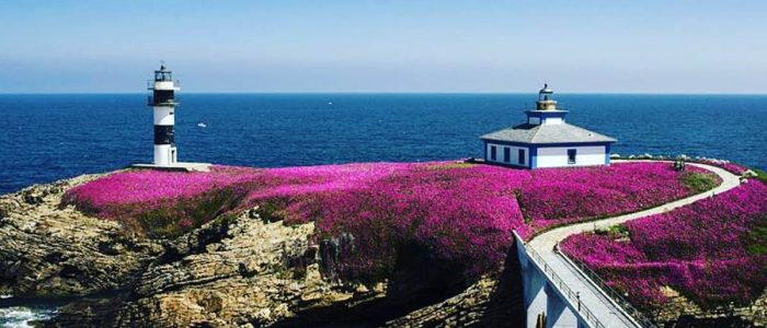 Faro de la isla Pancha