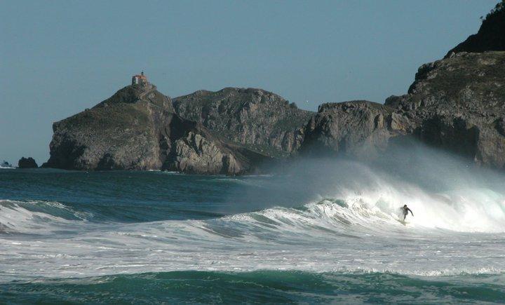 Ruta experiencial de mar, historias y surf