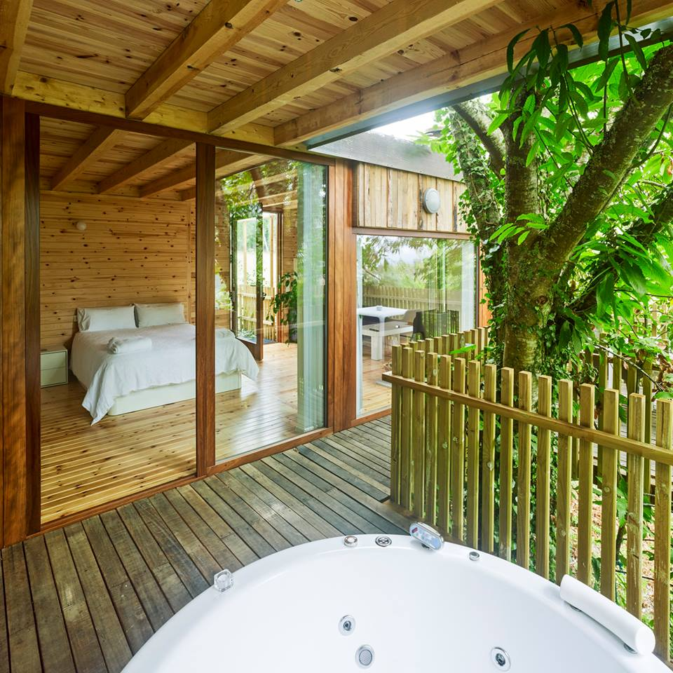 Destinos experienciales dormir y estar en una casa rbol - Dormir en los arboles ...