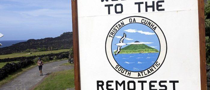 Tristan da Cunha, the Remotest Island