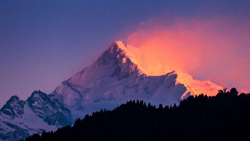 La tercera montaña más alta del mundo