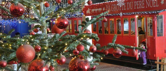 Casa de Papa Noel en Suiza