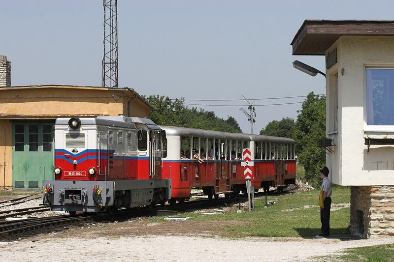 Tren de los niños