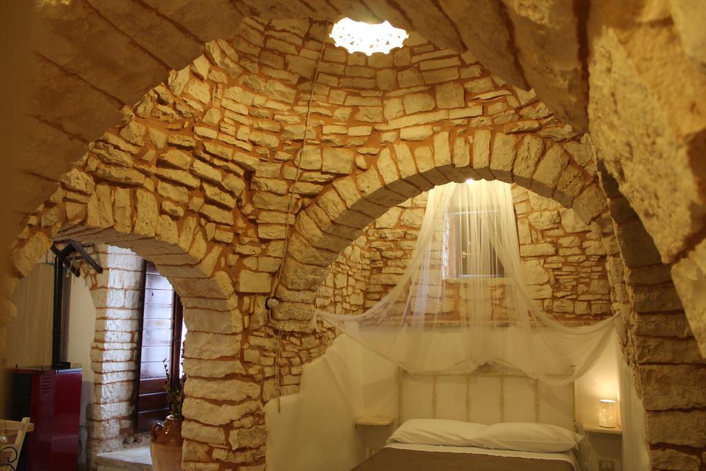 Interior del Trulli