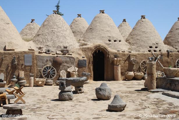 Casas Colmena de harán
