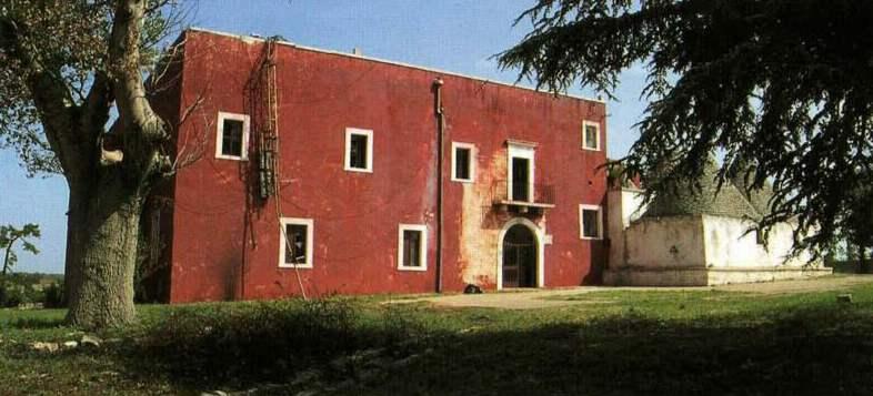Casa Rossa Alberobello