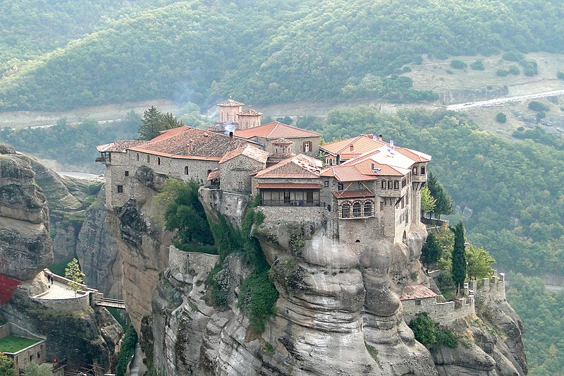 Monasterio de Varlaam
