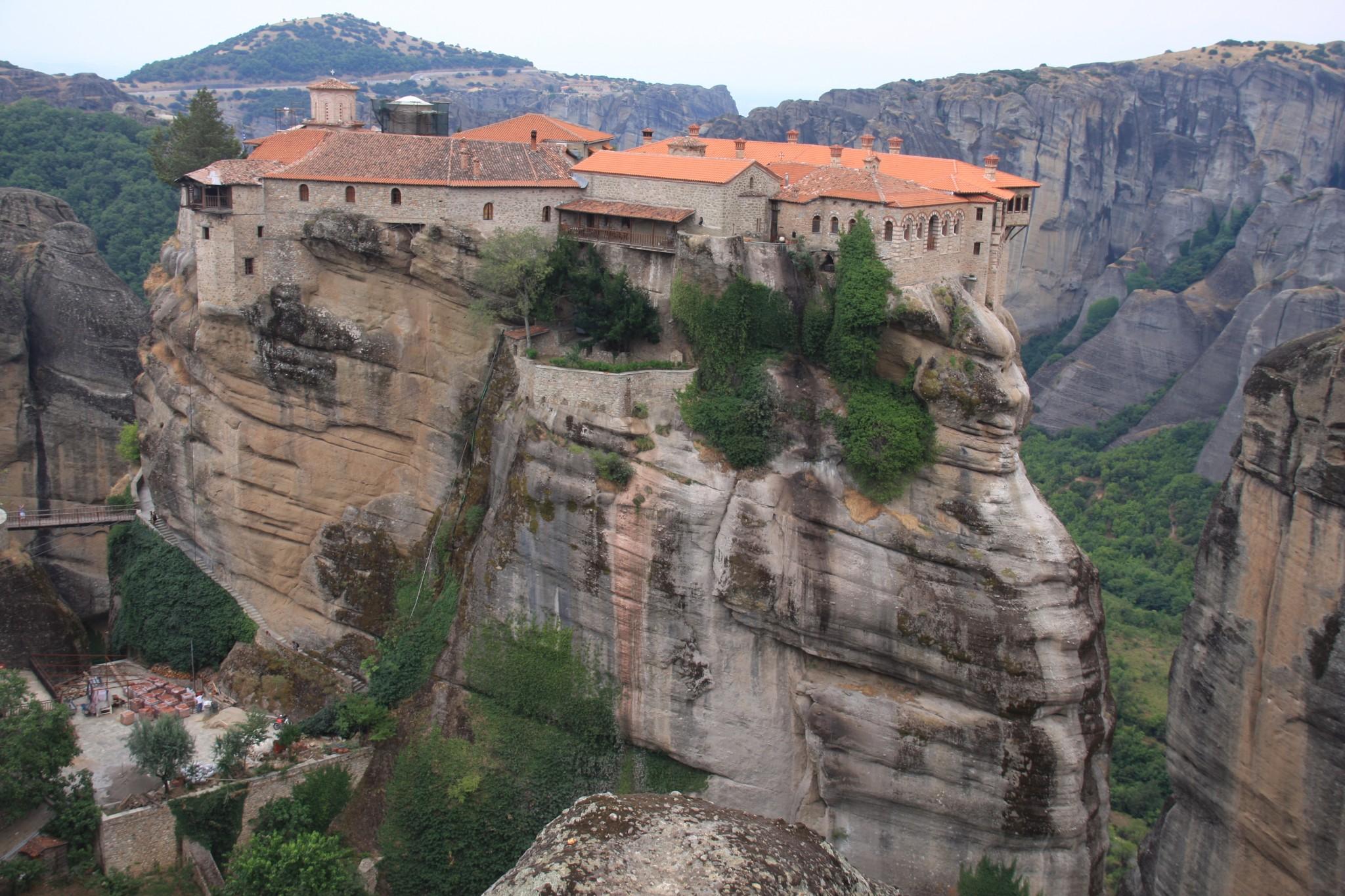 monasterio del gran meteoro