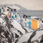 Casitas de Colores en Nuuk