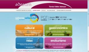Informate en la web de Saborea Valladolid